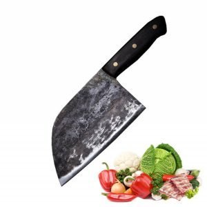 Handmade Forged Kitchen Chef Knife