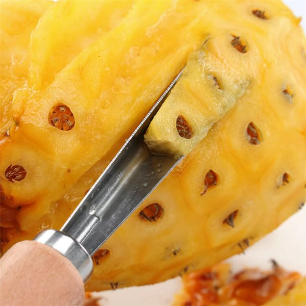 Pineapple Eye Peeler Vendor