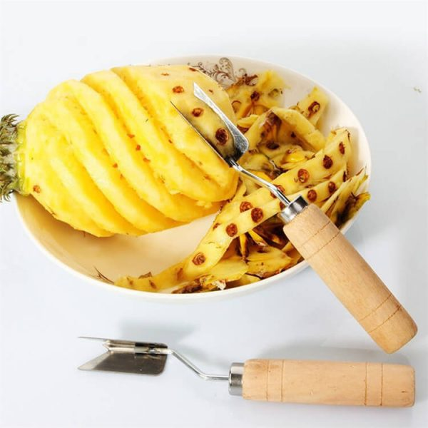 Pineapple Seed Remover Factory