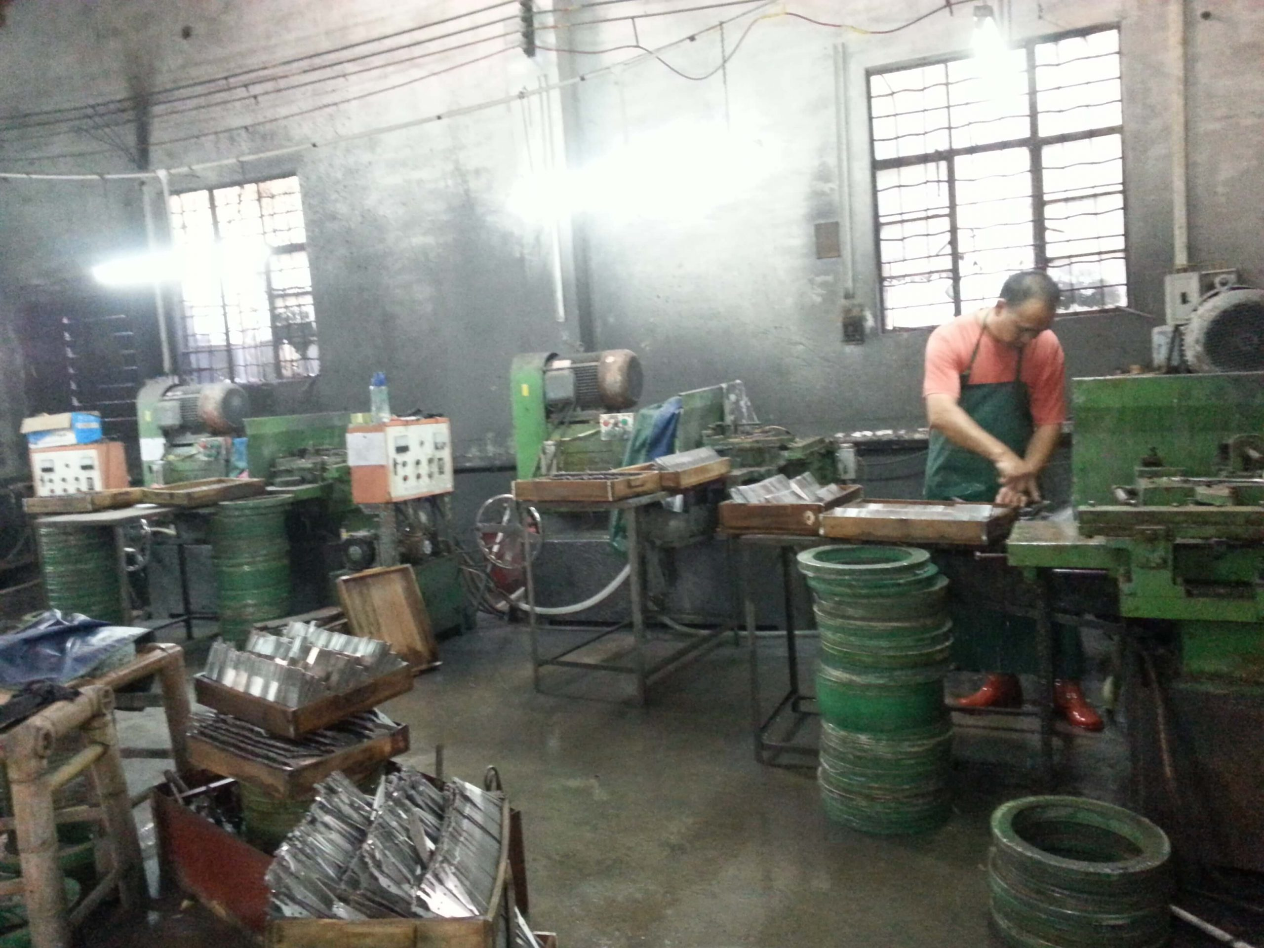 polishing workshop