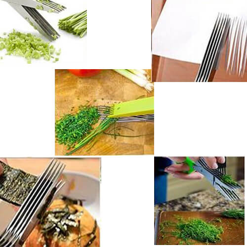 Herb Shears Functions