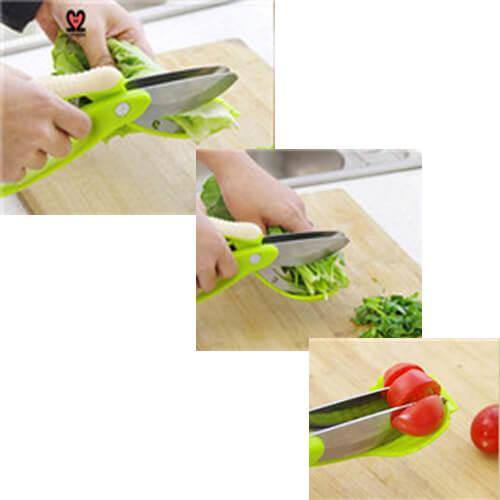 Salad Scissors's Function