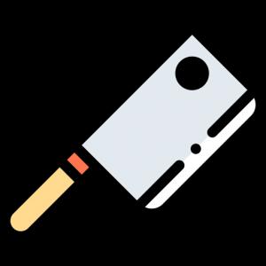 Forged Handmade Knife
