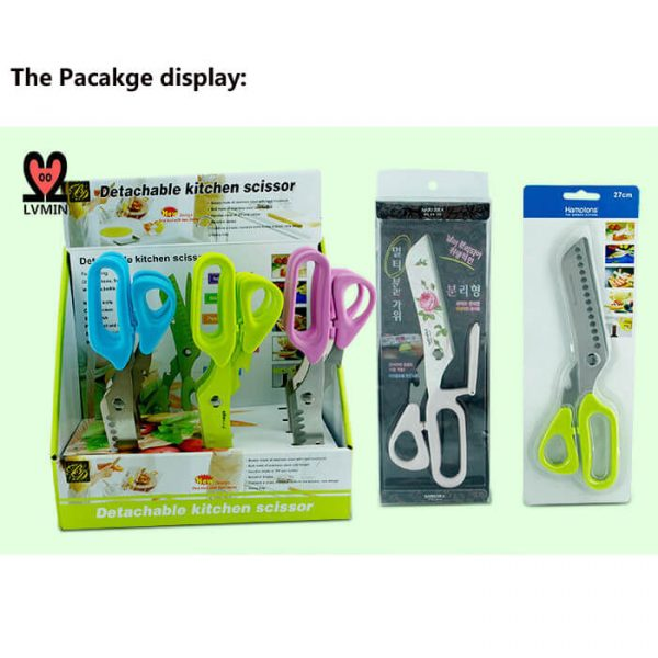 Kitchen Shears Package